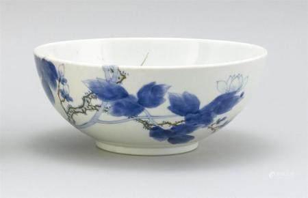 JAPANESE STUDIO PORCELAIN BOWL Circa 1900