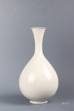 Ding Kiln Porcelain Bottle