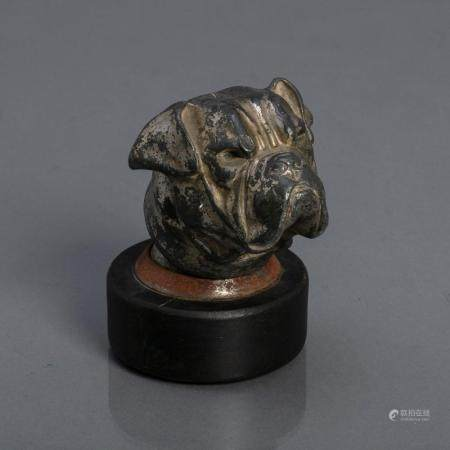 MAX LE VERRIER - BULLDOG HEAD