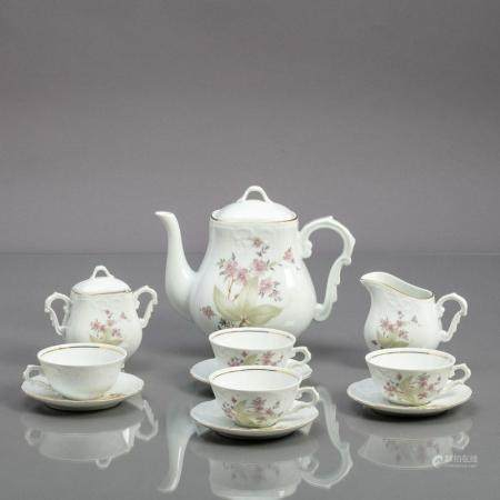 TEA SET OF VISTA ALEGRE