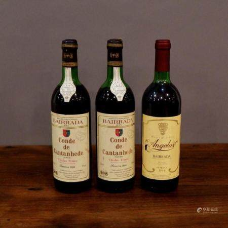 COUNT OF CANTANHEDE V.Q.P.R.D. RESERVe 1990 AND ANGELUS RESERVe 1994