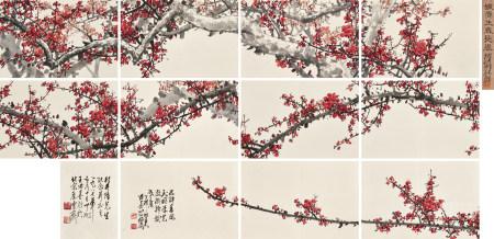 王成喜 (b.1940)  鐵骨生春