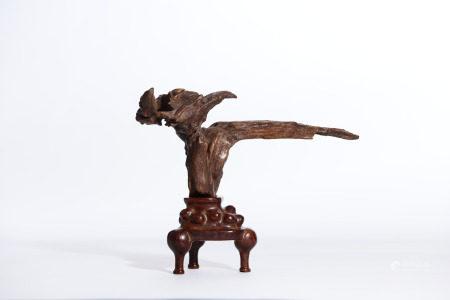 Natural Form Chenxiang Sculpture
