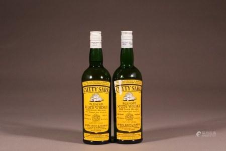 卡蒂萨克順風威士忌2瓶