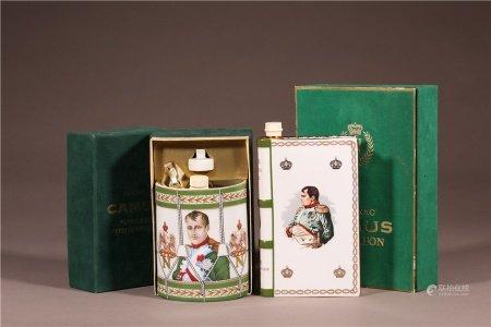 卡慕拿破崙白蘭地2瓶