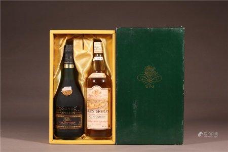拿破崙干邑白蘭地,蘇格蘭威士忌