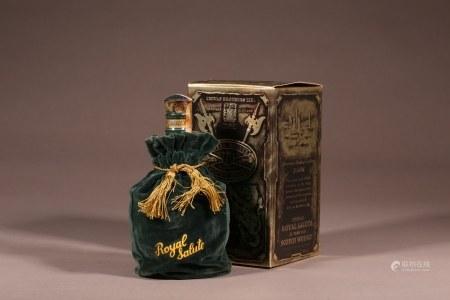 芝華仕皇家禮炮蘇格蘭威士忌