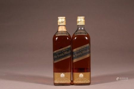 尊尼获加特級蘇格蘭威士忌2瓶