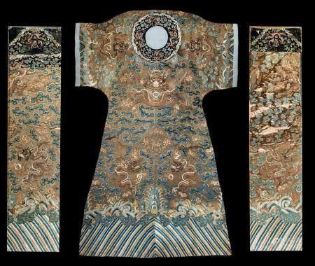Robe de Cour « Chifu»