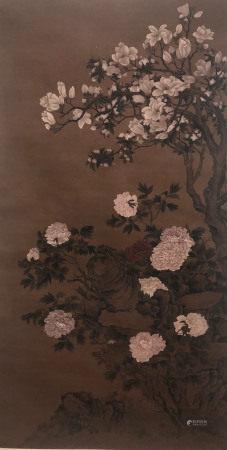 佚名 花卉