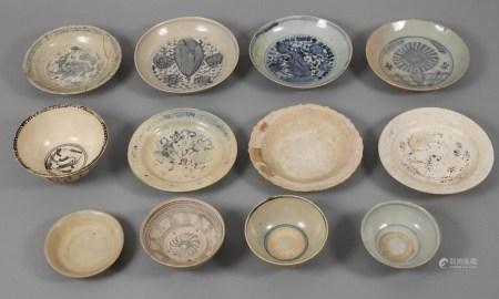 Konvolut Keramik Südostasien