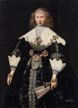 Dirck van Santvoort (attributed to), the
