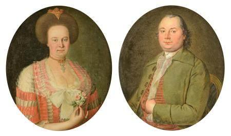 Nicodemo J.P., the medallion portraits of a noble