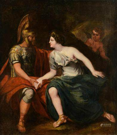 No visible signature, Hector's farewell to Andromache,