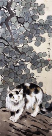 徐悲鸿 猫