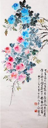 陈半丁 花卉