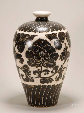 Song Dynasty - Cizhou Ware Vase