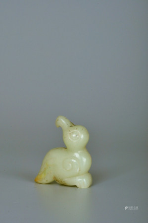 A jade rabbit