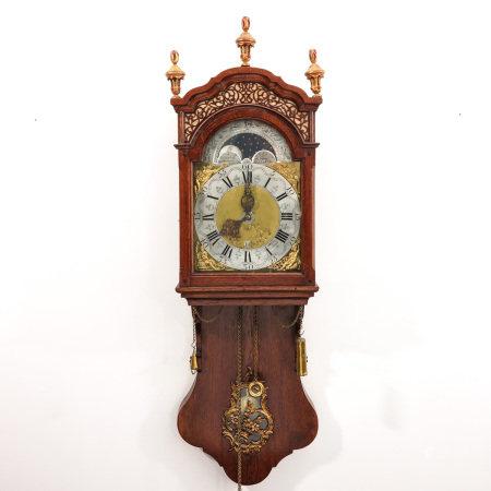 Kortstraat clock