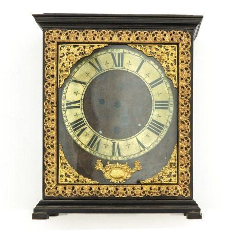 Arnoldus Bals Fecit Clock