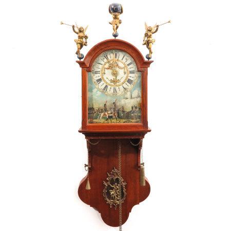 A Dutch Clock