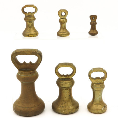 A Collection of Bell Weights