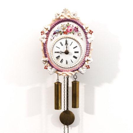 A Jockele Wall Clock