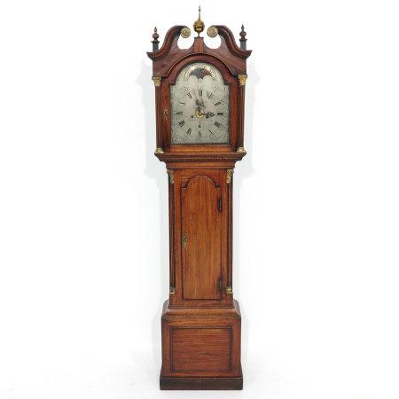 An English Standing Clock