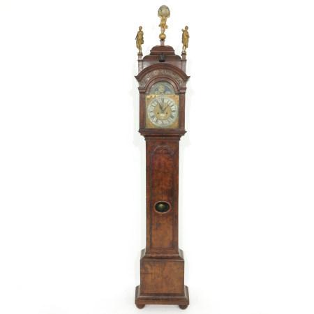 A Dutch Standing Clock