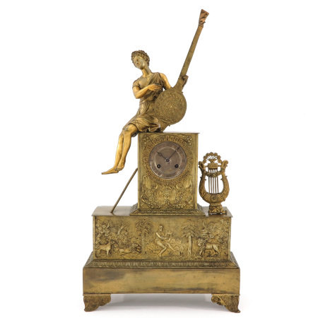 A French Pendule