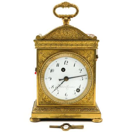 Officer's clock