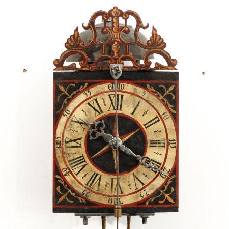 An Austrian Pustertaler Clock