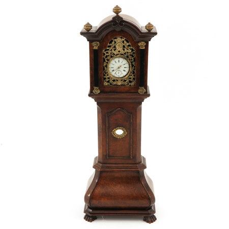 Miniature Standing Clock
