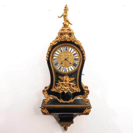 A French Console Clock