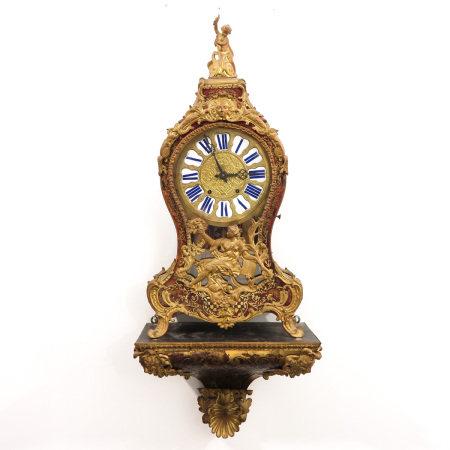 Console clock