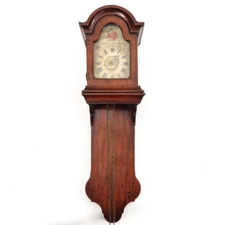 Miniature Dutch Clock or Staartklokje