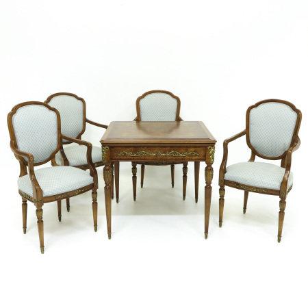 A Lot of Furniture