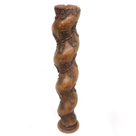 A Wood Pillar