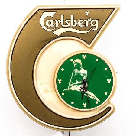 A Carlsberg Billboard
