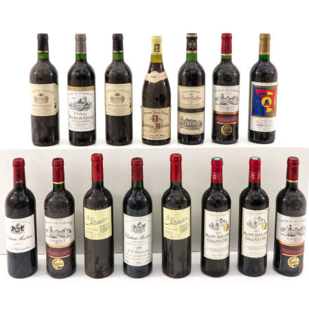 A Collection of Wines