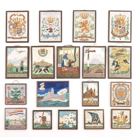 A Collection of Tiles