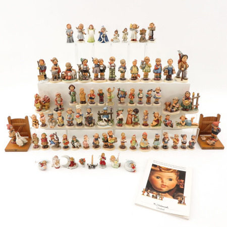 A Collection of Figurines