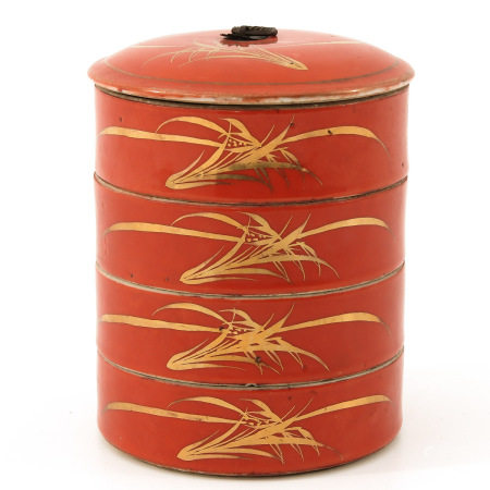 A Stacking Food Container