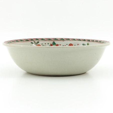 A Polychrome Bowl