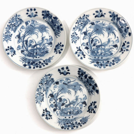 A Collection of 3 Small Plates