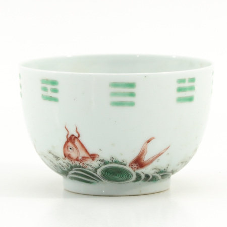 A Polychrome Cup