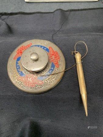 Telefony Micro Phony Radio with retractable pencil