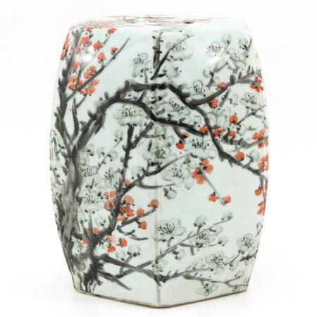 A Qianjiang Cai Decor Garden Seat