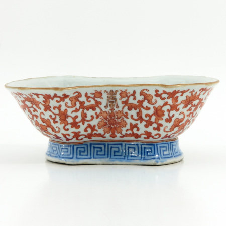 A Chinese Altar Dish