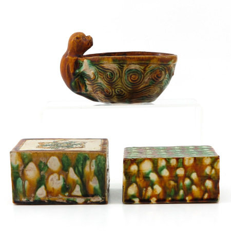 A Collection of Chinese Pottery